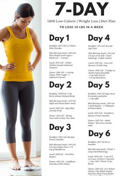 1200 calorie weight loss diet plan to lose 10 lbs in a week. Are you looki… 1200 calorie weight loss diet plan to lose 10 lbs in a week. Are you looking for a 1 week diet plan to lose weight and slim down in one week? This low-calorie diet meal plan is. Weight Loss Meals, Diet Plans To Lose Weight, How To Lose Weight Fast, Quick Weight Loss Diet, Weight Gain, Fastest Way To Lose Weight In A Week, Loose Weight Meal Plan, Reduce Weight, Losing Weight Tips