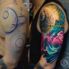 "tattoo artist: Виталий Тараськин ""VitalyDrew"" https://www.instagram.com/vdtattoo666/"