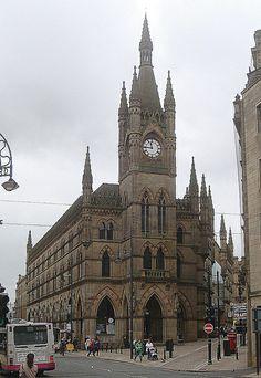 Bradford : Wool Exchange Bradford England, Bradford City, Yorkshire England, West Yorkshire, Yorkshire Sculpture Park, Amazing Adventures, British Isles, Leeds, Great Britain