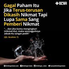 Bimbingan Islam Picture - BimbinganIslam.com Reminder Quotes, Self Reminder, Me Quotes, Qoutes, Motivational Quotes, Surah Al Quran, Islam Quran, Hadith Quotes, Muslim Quotes