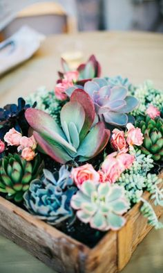 Bring the Outdoors In – Cactus & Succulent Gardens We Love - COWGIRL Magazine #Flowers