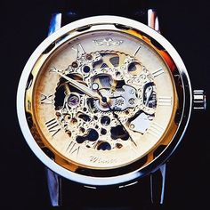 @GentsTimepieces offer over 100 luxury timepieces to choose from without the high price tag. NOTHING over $100 & Free Shipping Worldwide. Follow @GentsTimepieces and visit GentsTimepieces.com to get yours today. Enter beckhamstyle as a discount code upon checkout to get a 10% off your purchase.  Photo credit: @medbenaz