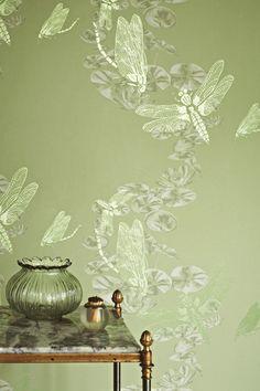 Barneby Gates Dragonfly - Apple Green
