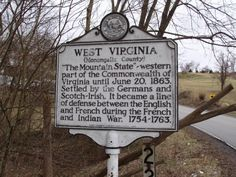 WV Historical Markers
