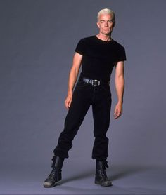 Spike from Buffy. BEST show EVER.