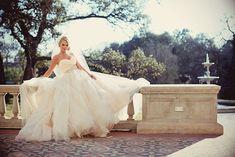 Photo Fridays | Glamourous Bridal Portraits