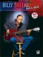 Billy Sheehan: Basic Bass - Book & DVD
