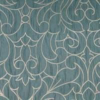 Makeda Fabric - Teal