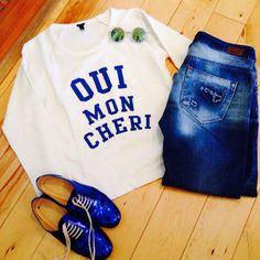 Blue Footwear, Sweatshirts, Boots, Sweaters, Blue, Fashion, Crotch Boots, Moda, Shoe