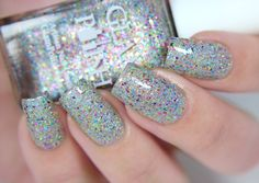 Glam Polish | Forever After collection- NEVER GROW UP