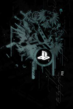 Playstation Logo wallpaper- - Ideas of - Playstation Logo wallpaper. Iphone 6 Wallpaper Backgrounds, Logo Wallpaper Hd, Cool Wallpaper, Playstation Logo, Xbox, Ps4 Background, Best Gaming Wallpapers, Game Of Thrones Art, Games Images
