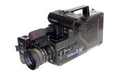 1985 Sony CCD-V8AF - Video Recording