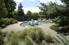 Hamilton Gardens - Modernist Garden