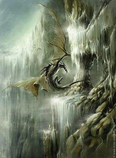 waterfall dragon ?