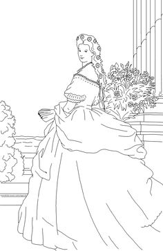 Modle Coloriage Princesse Dessin Numrique - Coloring Page Ideas Native American Quotes, Native American Symbols, Native American History, European History, American Indians, Cool Coloring Pages, Adult Coloring Pages, Coloring Books, Travel Crafts