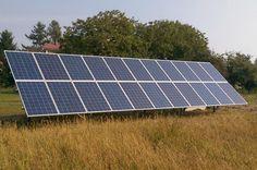 """Kolektory słoneczne i systemy fotowoltaiczne  -również można ubezpieczyć!  """"Zuchwała kradzież 22 paneli fotowoltaicznych!"""" - Aktualności - Świat OZE"""