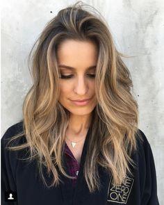 Hazelnut hair.