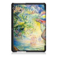 PU leather Folio Stand Smart Case For Huawei MediaPad Play Pad, Shops, Tablet Cover, Mall, Kindle, Pu Leather, Slim, Bags, Patterns