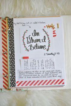 Faith & prayer journal