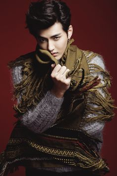 Kris - Rayli Magazine October 2015