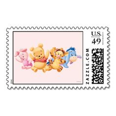 $$$ This is great for          	Baby Winnie the Pooh & Friends Stamps           	Baby Winnie the Pooh & Friends Stamps lowest price for you. In addition you can compare price with another store and read helpful reviews. BuyDiscount Deals          	Baby Winnie the Pooh & Friends Sta...Cleck Hot Deals >>> http://www.zazzle.com/baby_winnie_the_pooh_friends_stamps-172031059897432084?rf=238627982471231924&zbar=1&tc=terrest