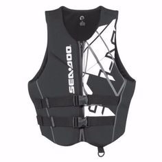 SeaDoo Mens Freedom PFD  Black  XL -- Check out this great product.Note:It is affiliate link to Amazon.