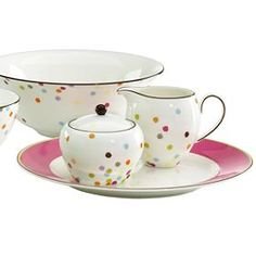 kate spade-aholic: Macy's Now Has The New kate spade Dinnerware Patterns!