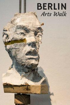 Berlin Arts Walk with Context via @travelpast50