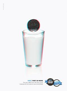 OREO in 3D