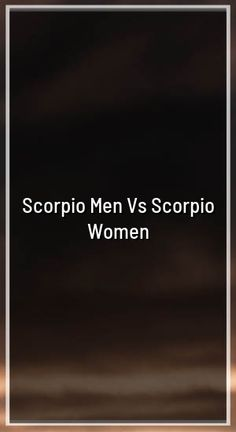 Scorpio Men Vs Scorpio Women - This is Fun! Aquarius Facts, Zodiac Facts, Pisces, Zodiac Signs, Taurus, Scorpio Men, Zodiac Compatibility, Cancer Facts, Script Type