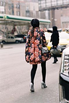 New York Fashion Week AW 2015 (Vanessa Jackman)