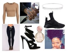 """""""Untitled #3580"""" by mrsluxurious ❤ liked on Polyvore featuring art"""