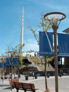 Denver's Millenium Bridge  -Compliments of my Daddy.  RIP.
