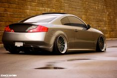 Low & Wide // Fitted & Stanced // Infiniti G35