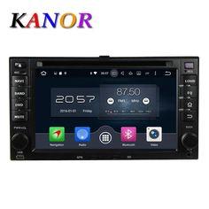 KANOR 8 Core Android 6.0 2G Car DVD Player For KIA Sportage Cerato Sportage Ceed Sorento Rio GPS SatNavi Multimedia WIFI USB