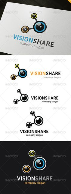Buy Vision Share Logo by LayerSky on GraphicRiver. Vision Share – Logo Template This logo design for all creative business. Consulting, Excellent logo,simple and unique. Creative Icon, Creative Business, Brown Eye Quotes, Eye Drawing Simple, Eyes Quotes Soul, Eye Logo, Logo Ad, Share Logo, Eye Makeup Cut Crease