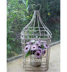gaiolas de pássaro decorativas