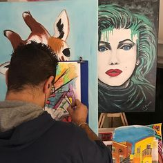 #zeichnung #portrait #disegno #skizze #sketch #radierung #drawing #aquarelle #aguarela #kunst #kunstwerk #kunstmalerei #arte #atwork… Portrait, Sketch, Drawings, Painting, Instagram, Art, Watercolour, Art Paintings, Sketches
