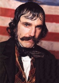 """Daniel Day-Lewis as Bill """"The Butcher""""Gangs of New York"""