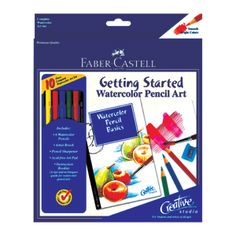 Faber Castell Water Color Pencil Art, 120100151100