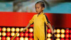 "Watch Little Big Shots ""Four-Year-Old Basketball Trick Shot Whiz"" highlight on NBC.com"