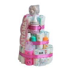 La Tarta de pañales Retro, es un completísimo regalo de nacimiento, con muchos pañales y un montón de regalitos para el bebé a juego ¿Quieres verla? Baby Shower, Children, Ideas, Retro Baby, Diaper Cakes, Push Gifts, Body Wash, Nappy Cake, Breastfeeding