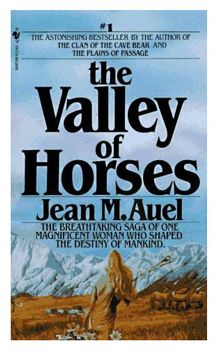 the valley of the horses - Bing Images  this is one of four of Jean Auels books of Neanderthal and Cro-Magnon man first discovering each others clan cultures. The details are facts she researched in many areas where cave writings were found as the first in the evolution of human thought processing as Neanderthal man dies out and Cro-Magnon man continues to thrive.