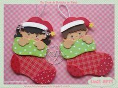 Eva Christmas Time, Christmas Crafts, Xmas, Christmas Ornaments, Foam Crafts, Diy And Crafts, Felt Patterns, Clip Art, Crafty