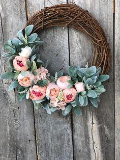 Spring Wreaths For Front Door Spring Wreath Easter Wreaths