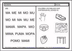 Bilingual Kindergarten, Bilingual Education, Kindergarten Activities, Spanish Classroom, Teaching Spanish, Teachers Corner, Phonological Awareness, Teaching Tools, Speech Therapy