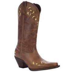 Durango Ladies 12 Inch Sew Sassy Cowboy Boots | America Boots