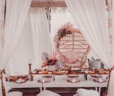 #hobart #wedding #bride #bridal #planning #stylist #bohemian #modern #boho #inspo #vendor #inspo #tasmania Arabian Tent, Peacock Chair, Wedding Vendors, Table Settings, Table Decorations, Hens, Furniture, Reception, Instagram