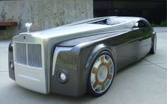 Image 1 of 2. Stargazing Luxury Cars autoblog, coroflot - Related > Cabinless Luxury Cars > http://www.trendhunter.com/trends/rollsroyce-celestial-phantom