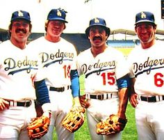 go dodgers! my fav team and fav players! awesome memories of going with dad to the games....